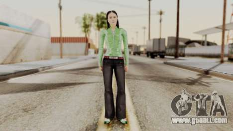Ofyri CR Style for GTA San Andreas second screenshot