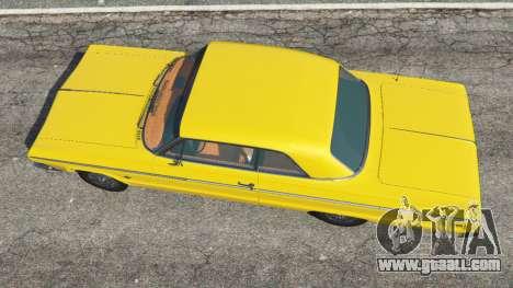 Chevrolet Impala SS 1964 for GTA 5