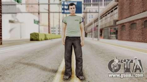 Bmydrug CR Style for GTA San Andreas second screenshot