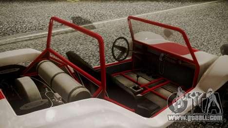 GTA 5 BF Bifta IVF for GTA San Andreas right view