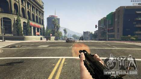 GTA 5 MW3 MP5 ninth screenshot