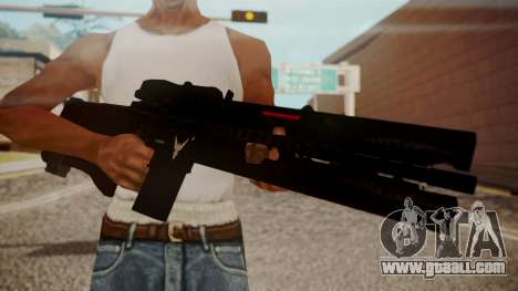 VXA-RG105 Railgun Shark for GTA San Andreas