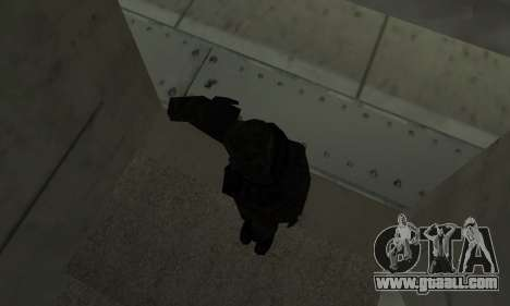 Military greeting for GTA San Andreas third screenshot