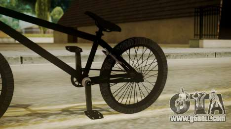 BMX Poland for GTA San Andreas right view