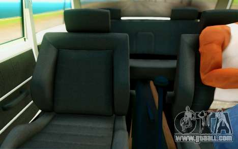 VAZ 2101 Stock for GTA San Andreas upper view