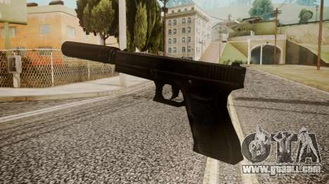 Silenced Pistol by catfromnesbox for GTA San Andreas second screenshot