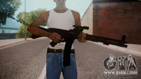 MK-42 Red Orchestra 2 Heroes of Stalingrad for GTA San Andreas