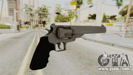 Desert Eagle from RE6 for GTA San Andreas second screenshot