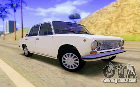 VAZ 2101 Stock for GTA San Andreas left view