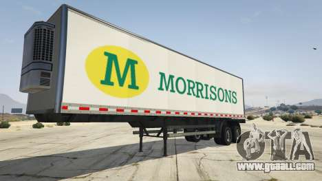 GTA 5 Real Brand Truck Trailers fourth screenshot