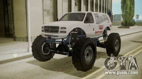 GTA 5 Vapid The Liberator for GTA San Andreas