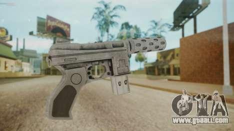 GTA 5 Tec-9 (Lowrider DLC) for GTA San Andreas second screenshot