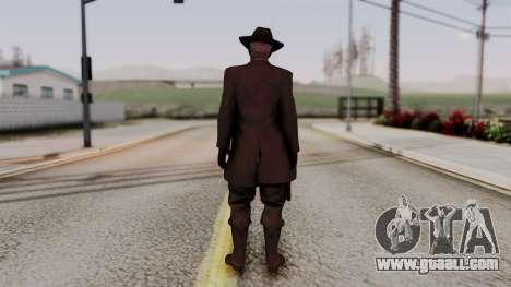 SkullFace Hat for GTA San Andreas third screenshot