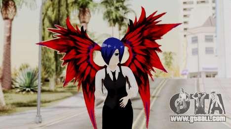 Touka Kirishima (Tokyo Ghoul) v2 for GTA San Andreas