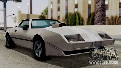 Phoenix from Vice City Stories for GTA San Andreas