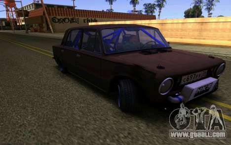 VAZ 2101 Car for GTA San Andreas left view