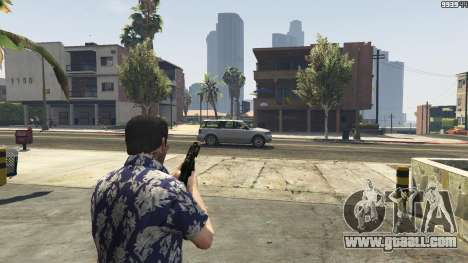 GTA 5 MW3 MP5 fourth screenshot