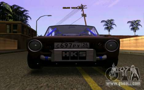 VAZ 2101 Car for GTA San Andreas right view