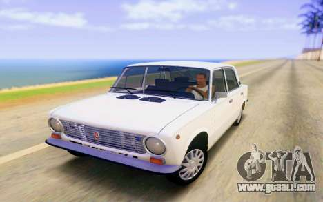VAZ 2101 Stock for GTA San Andreas