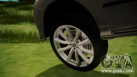 Nissan Patrol IMPUL 2014 for GTA San Andreas back left view