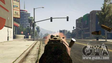 GTA 5 MW3 MP5 eighth screenshot