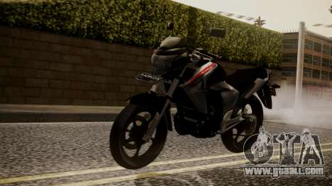 New Mega Pro for GTA San Andreas