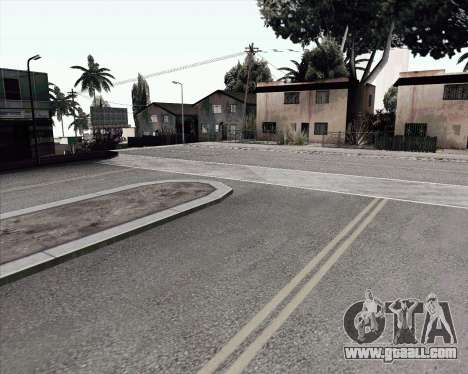 ENB Settings by J228 for GTA San Andreas sixth screenshot