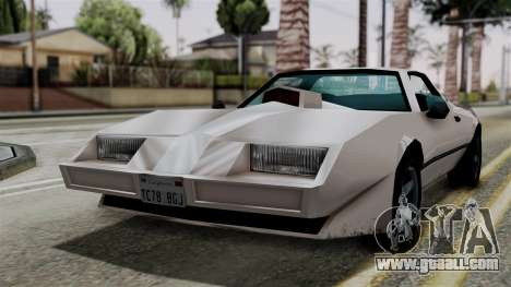 Phoenix from Vice City Stories for GTA San Andreas right view