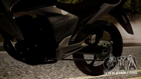 New Mega Pro for GTA San Andreas right view