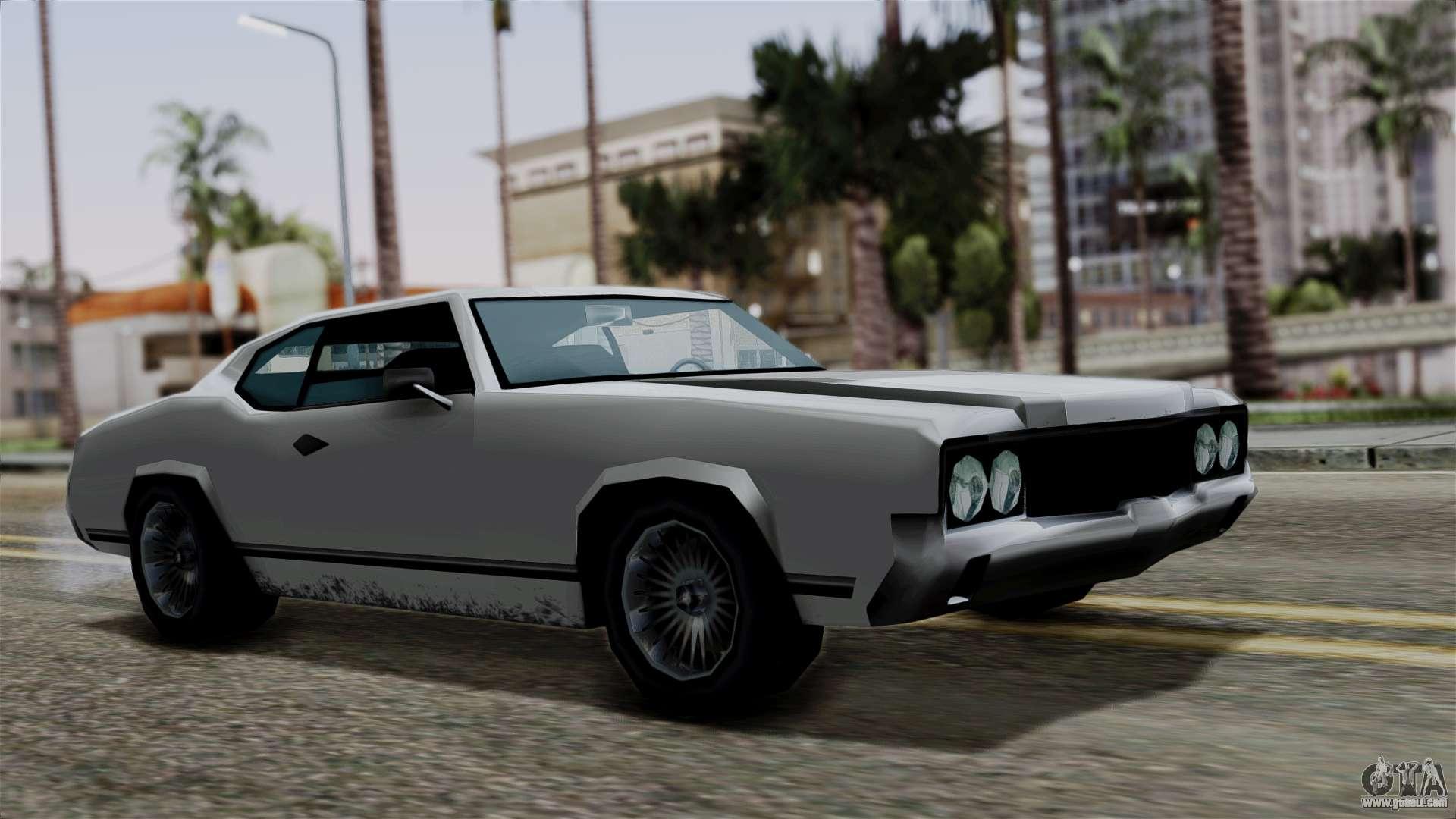Stallion Car In Vice City