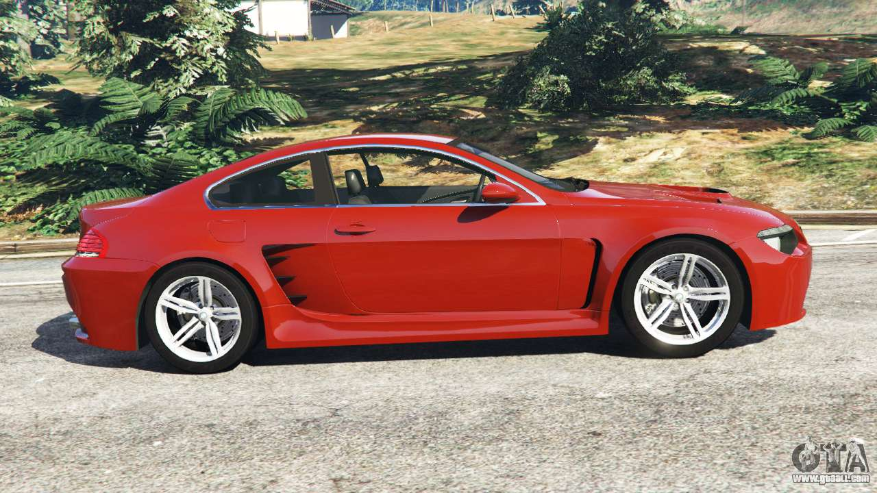 bmw m6 e63 for gta 5. Black Bedroom Furniture Sets. Home Design Ideas