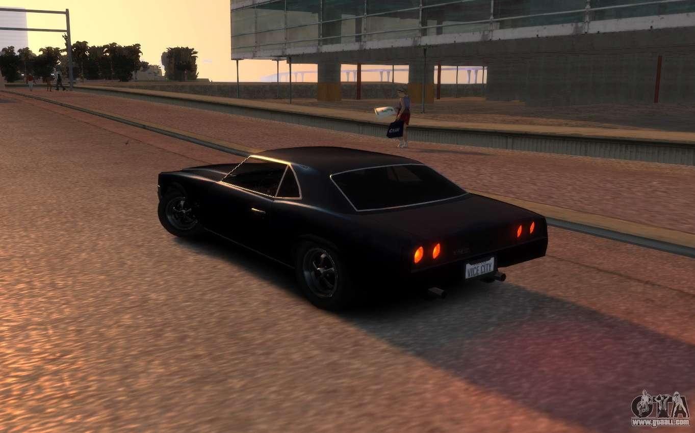 Sabre Vigero Muscle Car For Gta