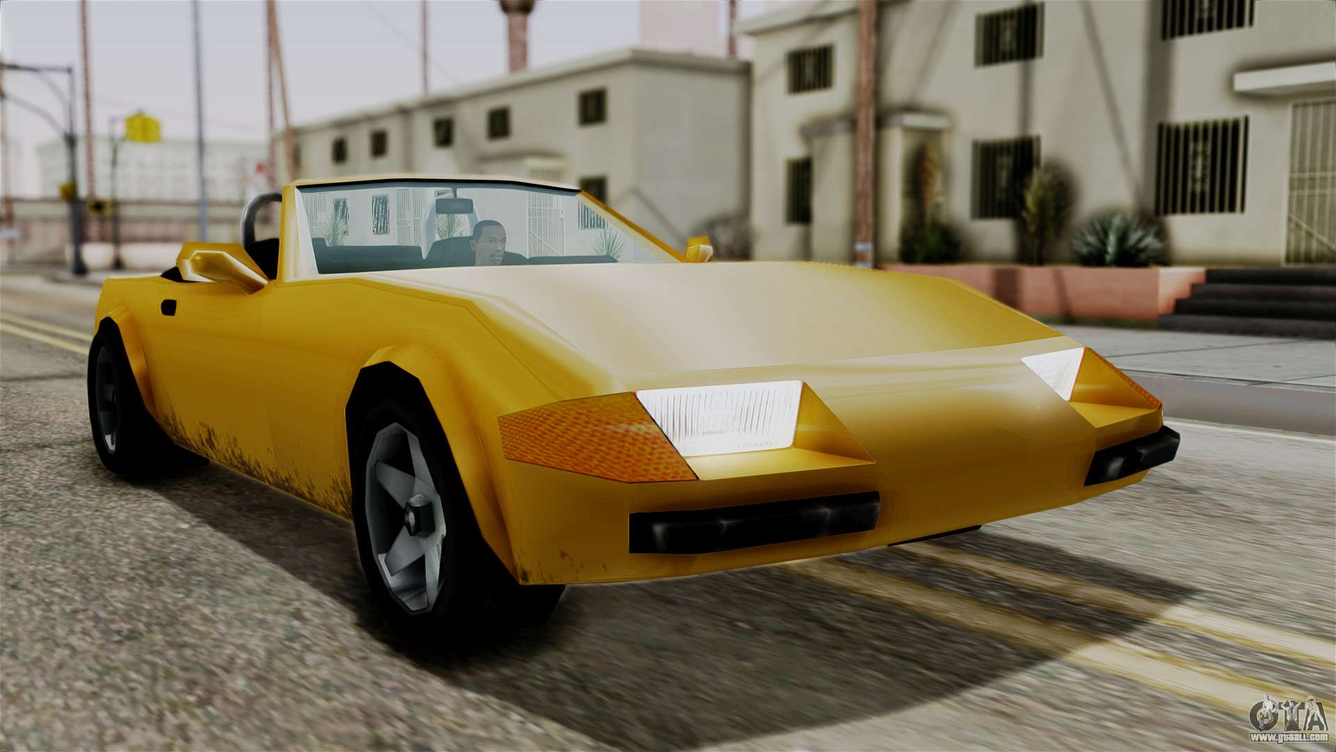 Cars Now: Stinger From Vice City Stories For GTA San Andreas