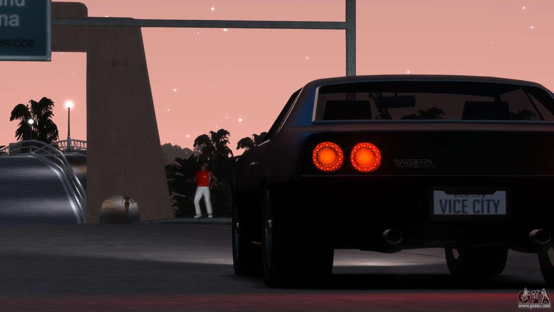 Sabre Vigero Muscle Car for GTA 4