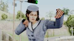 The girl from The Godfather: The Game for GTA San Andreas