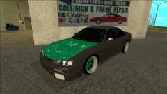 Nissan 200sx Drift for GTA San Andreas