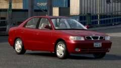 Daewoo Nubira I Sedan SX USA 1999 for GTA 4