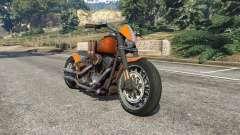Harley-Davidson Fat Boy Lo Racing Bobber v1.2