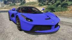 Ferrari LaFerrari 2013 v2.5 for GTA 5