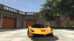 Ferrari LaFerrari 2013 v4.0 for GTA 5