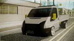Ford Transit Hasta Ticariii for GTA San Andreas