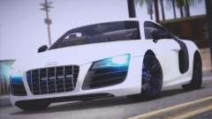 Audi R8 GT 2012 Sport Tuning V 1.0 for GTA San Andreas