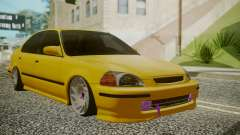 Honda Civic Sedan for GTA San Andreas