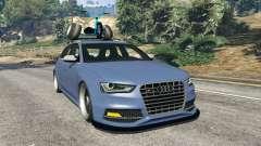 Audi RS4 Avant 2014