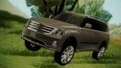 Nissan Patrol IMPUL 2014
