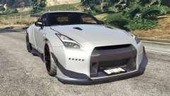 Nissan GT-R (R35) [RocketBunny] for GTA 5