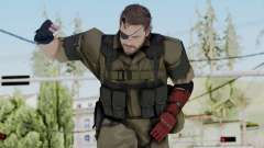 MGSV Phantom Pain Snake (Olive Drab Version)