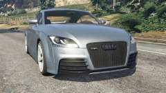 Audi TT RS 2013 for GTA 5