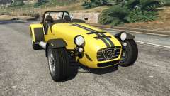Caterham Super Seven 620R v1.5 [yellow]