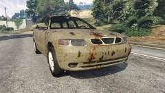 Daewoo Nubira I Wagon CDX US 1999 [Rusty] for GTA 5